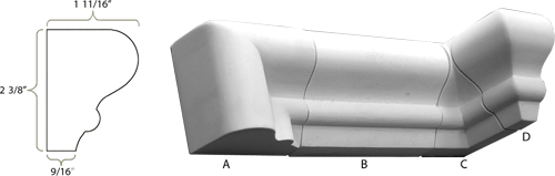 double-bullnose