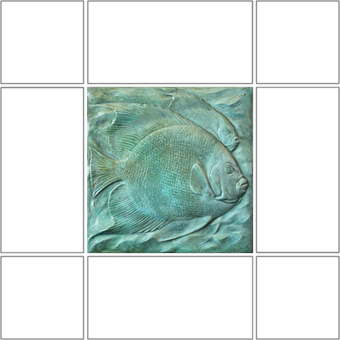 tiles-angelfish